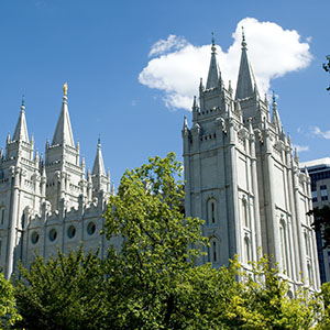 LDS Church Utah