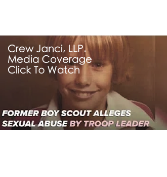 Boy Scouts Sued for Child Sexual Abuse in AR, Crew Janci LLP Represents